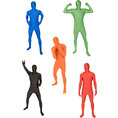 Morphsuit unifarbig