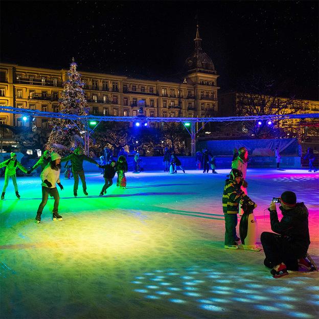 Ice Magic Forfait weekend à Interlaken