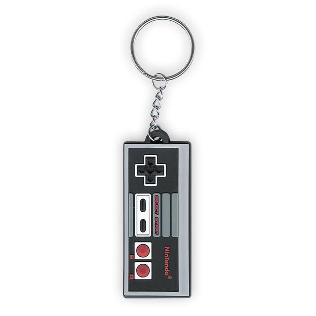 Nintendo Schlüsselanhänger Controller
