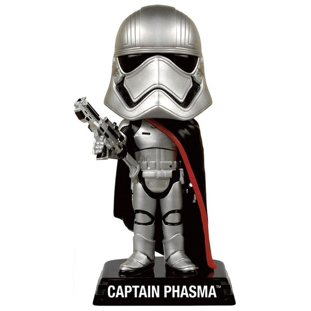 Star Wars Episode 7 Wacky Wobbler Wackelfigur Phasma