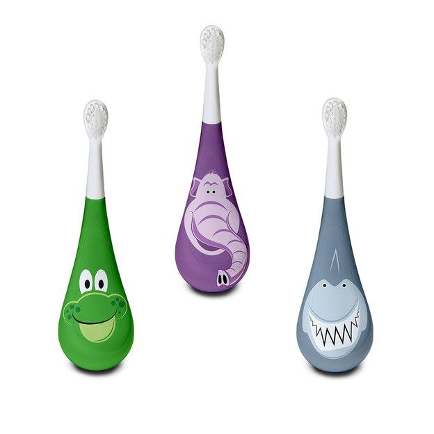 Brosse à dents Rockee pour enfant