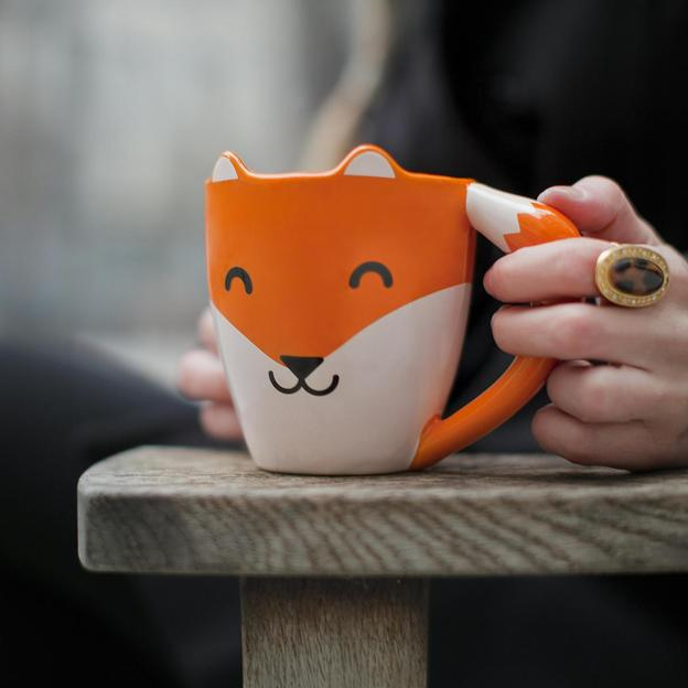 Tasse renard / Fox Mug
