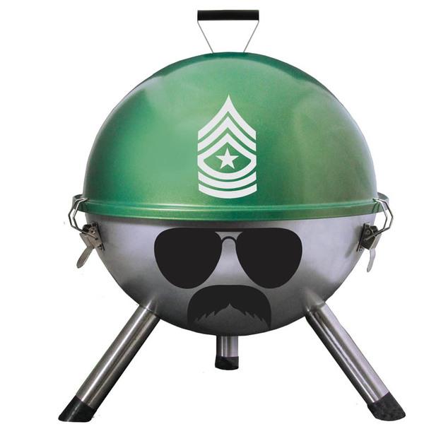 Mini BBQ Kugelgrill Sergeant
