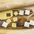 Scrabble Ausstechformen