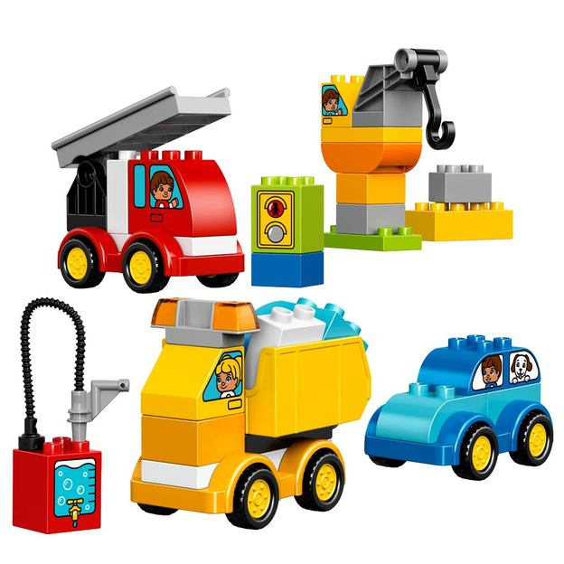 LEGO DUPLO Meine ersten Fahrzeuge