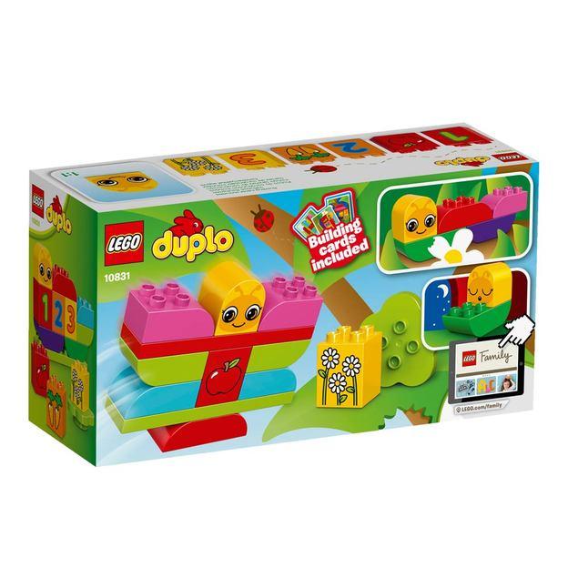 LEGO DUPLO Meine erste Zahlenraupe