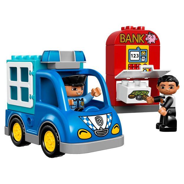 LEGO DUPLO Polizeistreife