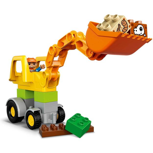 LEGO DUPLO Baggerlader