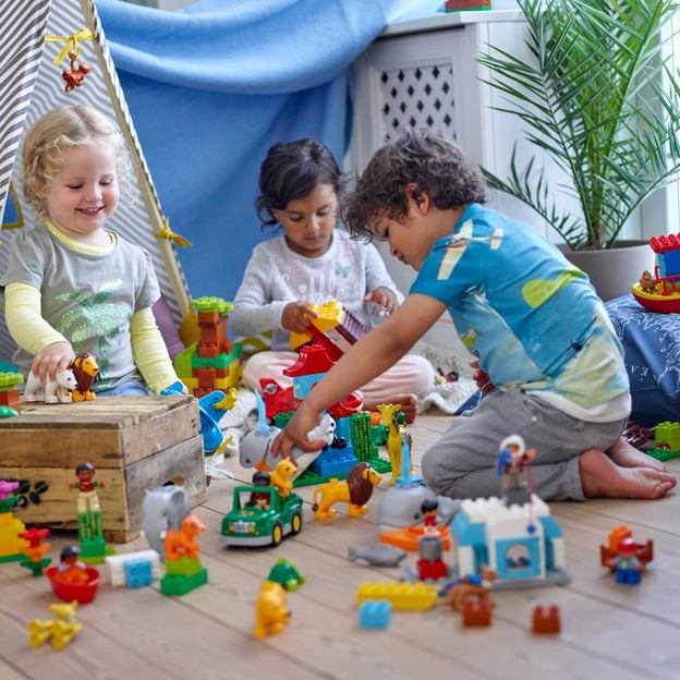 LEGO DUPLO Jungtiere