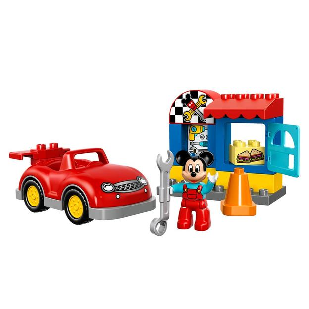 LEGO DUPLO Mickys Werkstatt