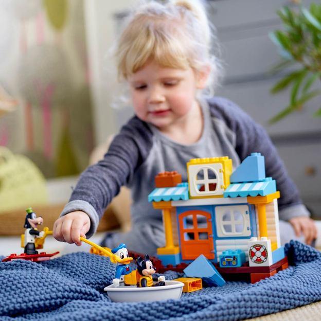 LEGO DUPLO Mickys Strandhaus
