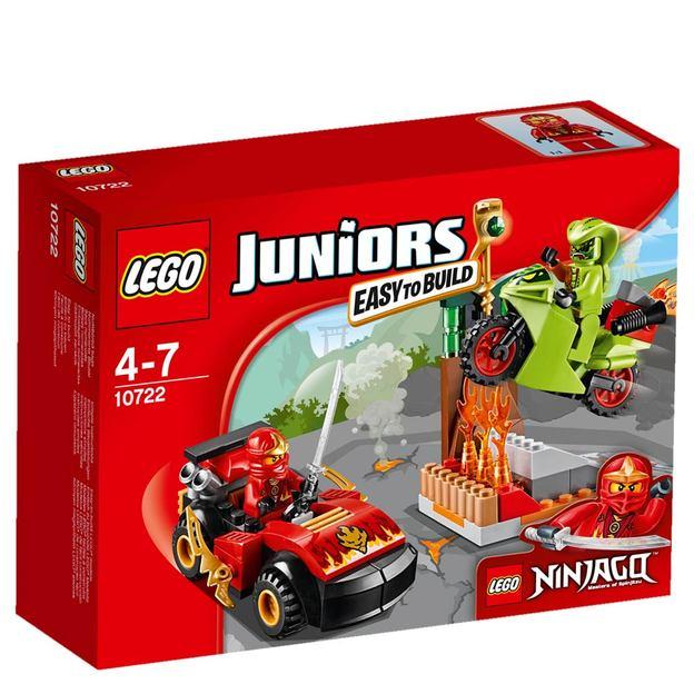 LEGO Juniors Schlangenduell