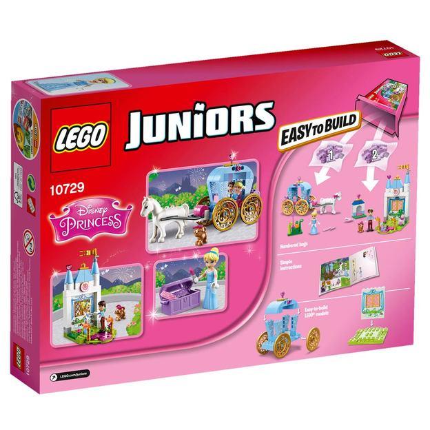 LEGO Juniors Cinderellas Märchenkutsche