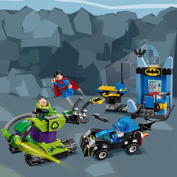 LEGO Juniors Batman(TM) & Superman(TM) gegen Lex Luthor(TM)