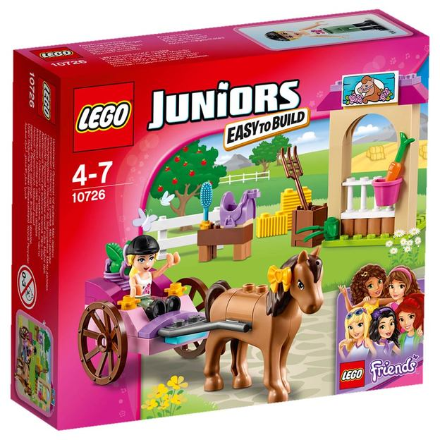LEGO Juniors Stephanies Pferdekutsche