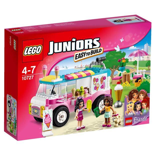 LEGO Juniors Emmas Eiswagen