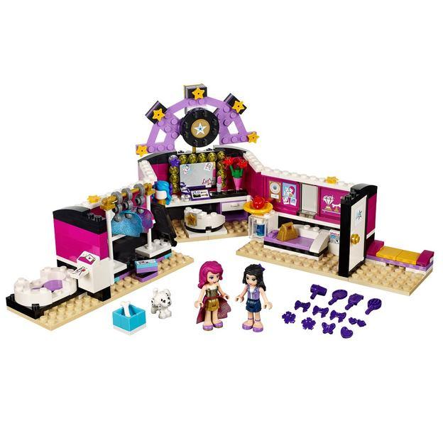 LEGO Friends Popstar Garderobe