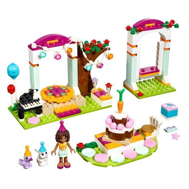LEGO Friends Geburtstagsparty