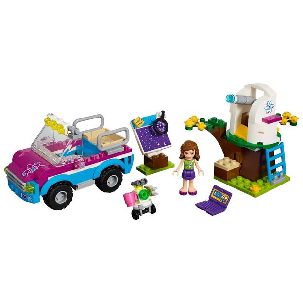 LEGO Friends Olivias Expeditionsauto