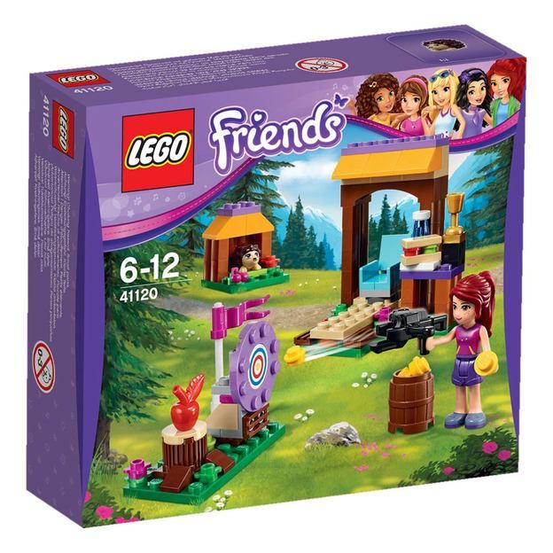 LEGO Friends Abenteuercamp Bogenschiessen