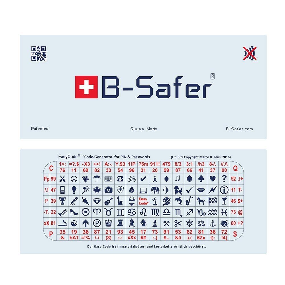 B-Safer Kartenschutz - Sicherheit für deine Bankkarte