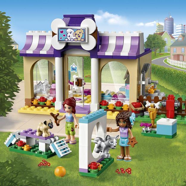 LEGO Friends Heartlake Welpen-Betreuung