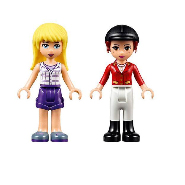 LEGO Friends Heartlake Reiterhof