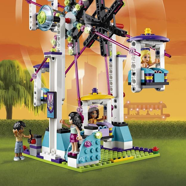 LEGO Friends Grosser Freitzeitpark