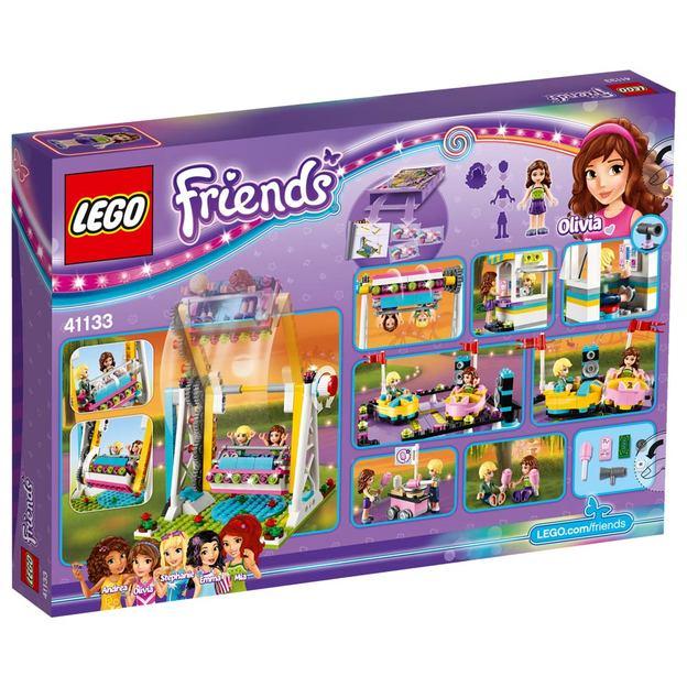 LEGO Friends Autoscooter im Freizeitpark