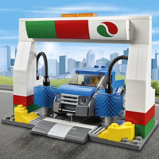 LEGO City Tankstelle