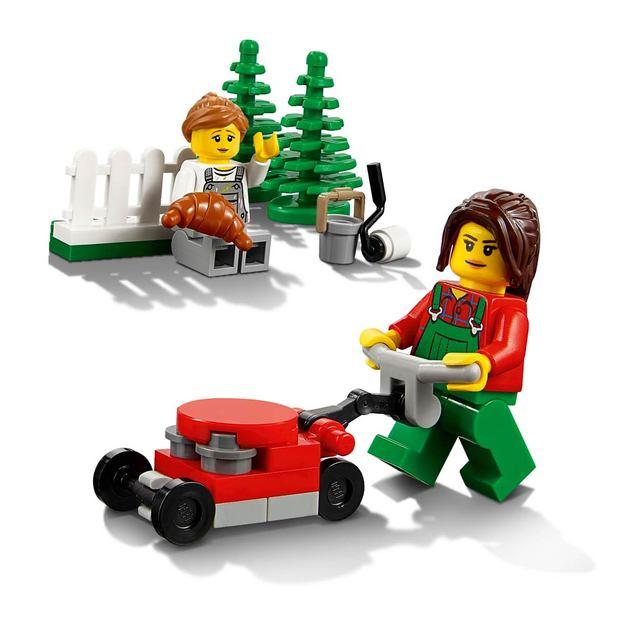 LEGO City Stadtbewohner