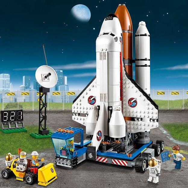 LEGO City Raketenstation