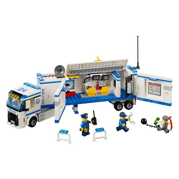 LEGO City Polizei-Überwachungs-Truck