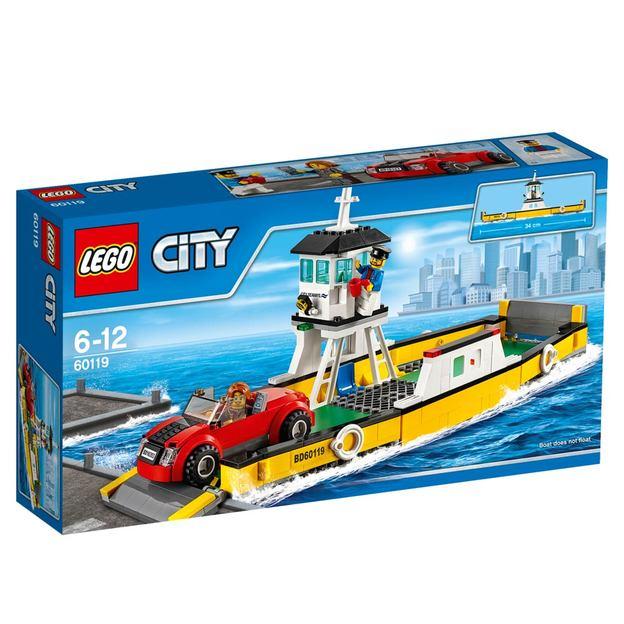 LEGO City Fähre