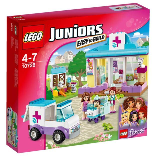 LEGO Juniors Mias Tierklinik