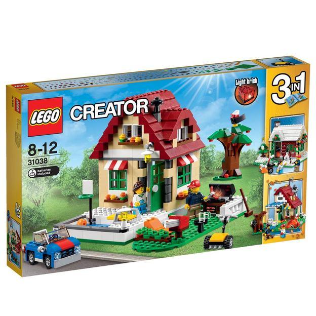 LEGO Creator Wechselnde Jahreszeiten