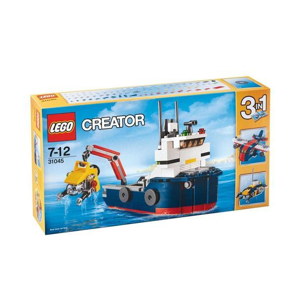 LEGO Creator Erforscher der Meere