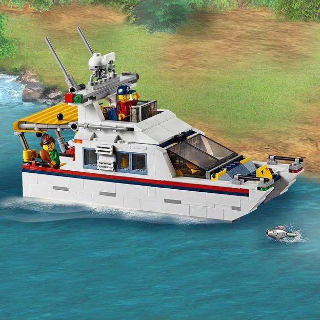 LEGO Creator Urlaubsreisen