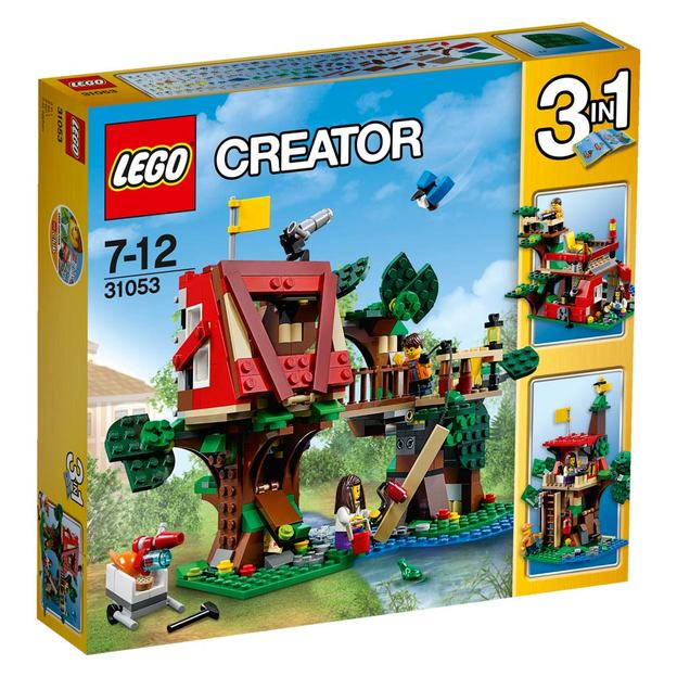 LEGO Creator Baumhausabenteuer