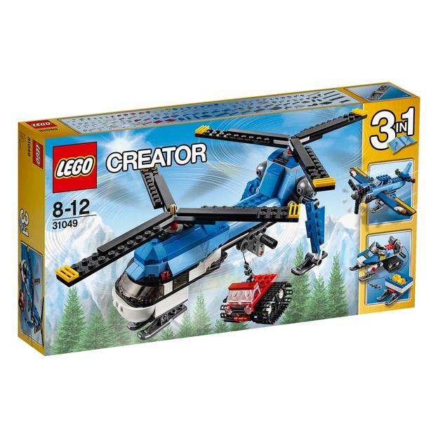 LEGO Creator Doppelrotor-Hubschrauber
