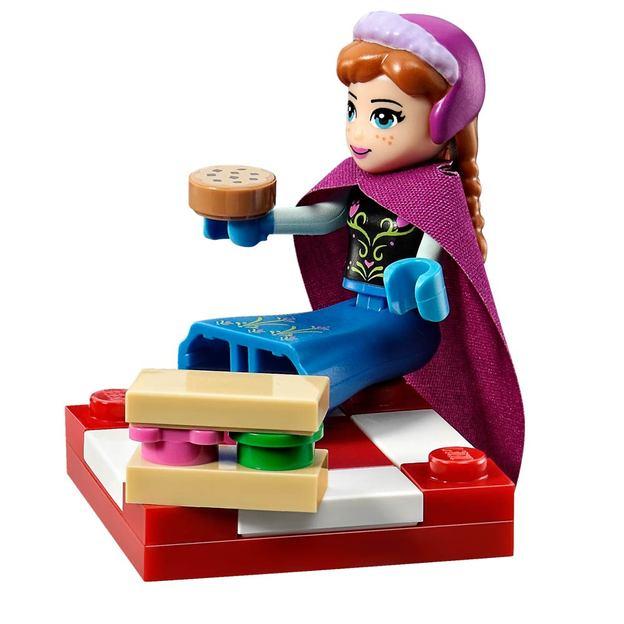LEGO Disney Princess Elsas funkelnder Eispalast