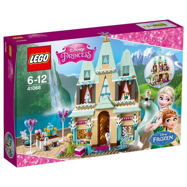 LEGO Disney Princess Fest im grossen Schloss von Arendelle