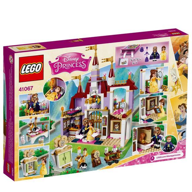 LEGO Disney Princess Belles bezauberndes Schloss