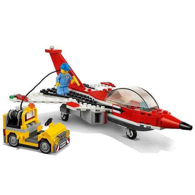 LEGO City Grosse Flugschau