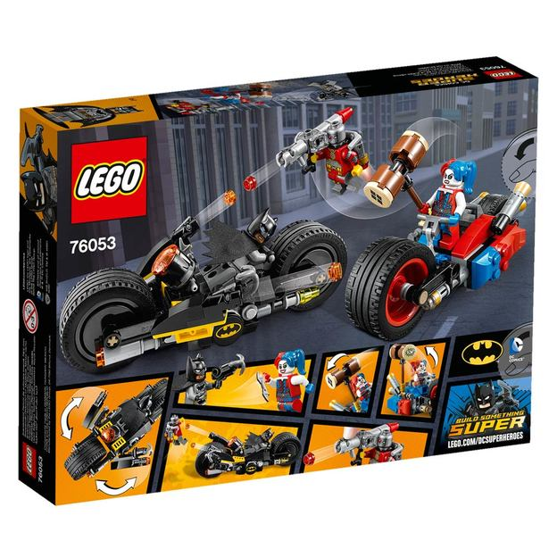 LEGO DC Universe Super Heroes(TM) - Batman(TM) Batcycle-Verfolgungsjagd