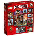 LEGO NINJAGO Die Leuchtturmbelagerung