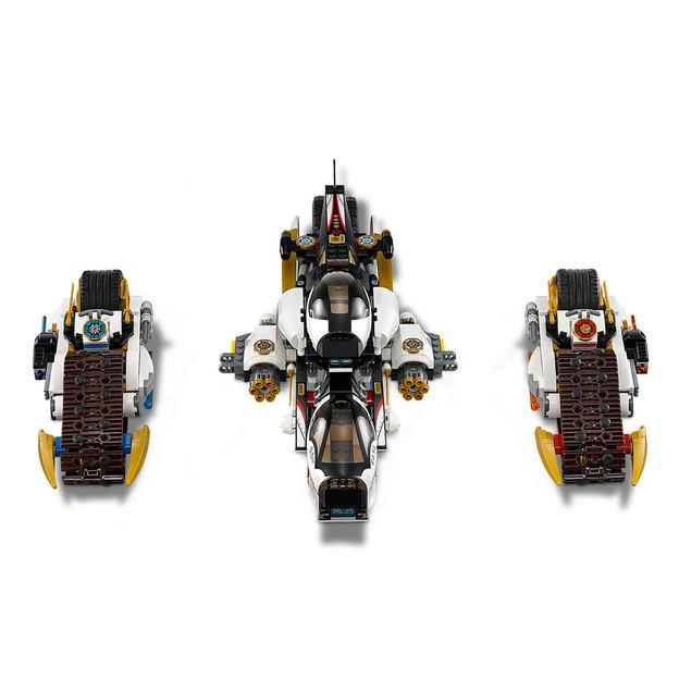 LEGO NINJAGO Ultra-Tarnkappen-Fahrzeug