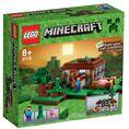 LEGO Minecraft(TM) Steve's Haus