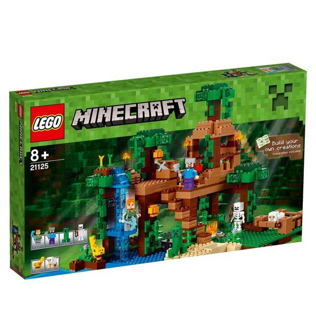 LEGO Minecraft(TM) Das Dschungel-Baumhaus