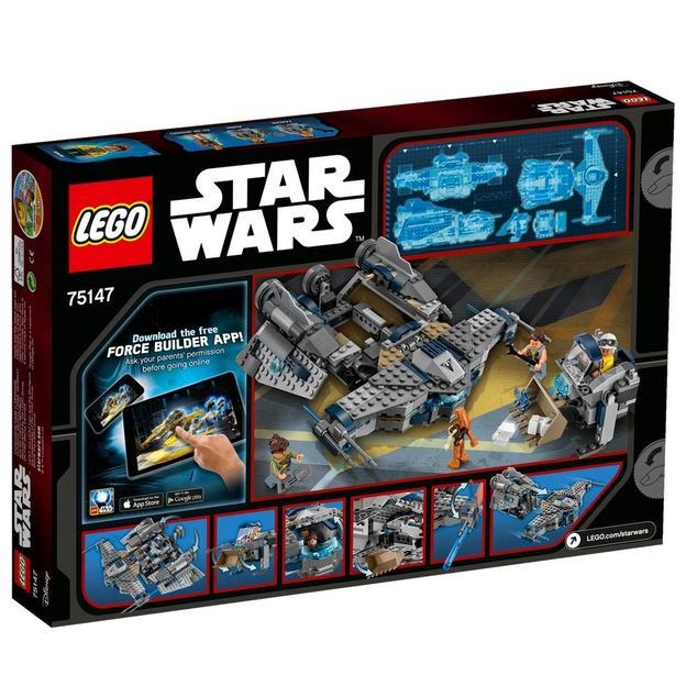 LEGO Star Wars(TM) - StarScavenger(TM)
